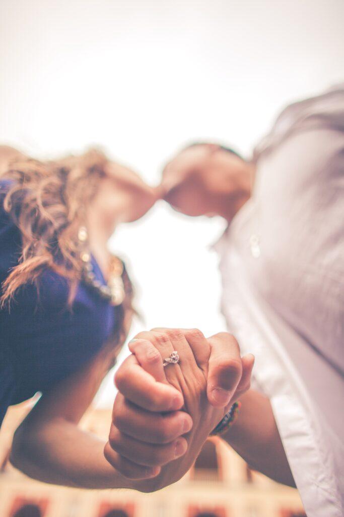 amour magique couple rituel
